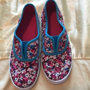 Shoes - New flowery sneakers
